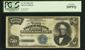 Large Size:Silver Certificates, Fr. 335 $50 1891 Silver Certificate PCGS Very Fine 20PPQ.. ...