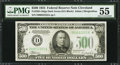 Small Size:Federal Reserve Notes, Fr. 2201-D $500 1934 Federal Reserve Note. PMG About Uncirculated 55.. ...
