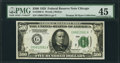 Fr. 2200-G $500 1928 Federal Reserve Note. PMG Choice Extremely Fine 45