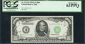 Small Size:Federal Reserve Notes, Fr. 2212-H $1,000 1934A Federal Reserve Note. PCGS Choice New 63PPQ.. ...