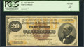 Large Size:Gold Certificates, Fr. 1177 $20 1882 Gold Certificate PCGS Very Fine 25.. ...