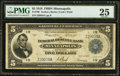 Large Size:Federal Reserve Bank Notes, Fr. 799 $5 1918 Federal Reserve Bank Note PMG Very Fine 25.. ...