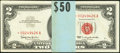 Small Size:Legal Tender Notes, Fr. 1513* $2 1963 Legal Tender Notes. Twenty-five Consecutive Examples. . ... (Total: 25 notes)