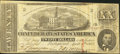 Confederate Notes:1863 Issues, Overprint Error T58 $20 1863 PF-4 Cr. 418.. ...