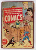 Golden Age (1938-1955):Miscellaneous, Golden to Silver Age Low grade Reading Copies Group of 20 (Various Publishers, 1945-68) Condition: Average PR.... (Total: 20 Comic Books)