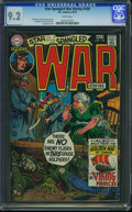Bronze Age (1970-1979):War, Star Spangled War Stories #150 (DC, 1970) CGC NM- 9.2 White pages.