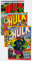 The Incredible Hulk Group of 16 (Marvel, 1973-76) Condition: Average VF/NM.... (Total: 16 Comic Books)