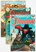 Bronze Age (1970-1979):Miscellaneous, The Shadow #1-12 Complete Series Group (DC, 1973-75) Condition:Average FN/VF.... (Total: 12 Comic Books)