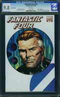 Modern Age (1980-Present):Superhero, Fantastic Four 570 dont use - WESTPORT COLLECTION (Marvel, 2009) CGC NM/MT 9.8 White pages.