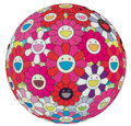 Prints & Multiples, Takashi Murakami (Japanese, b. 1962). Hey! You! Do you feel what I feel?; Flowerball (3D) - Turn Red!; Letter to Picasso ... (Total: 3 Items)