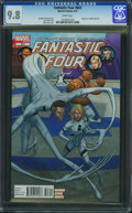 Modern Age (1980-Present):Superhero, Fantastic Four V3#603 - WESTPORT COLLECTION (Marvel, 2012) CGC NM/MT 9.8 White pages.