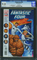 Modern Age (1980-Present):Superhero, Fantastic Four V3#604 - WESTPORT COLLECTION (Marvel, 2012) CGC NM/MT 9.8 White pages.