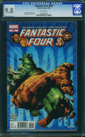 Modern Age (1980-Present):Superhero, Fantastic Four #609 - WESTPORT COLLECTION (Marvel, 2012) CGC NM/MT 9.8 White pages.