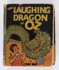 Big Little Book:Adventure, Big Little Book #1126 The Laughing Dragon of Oz (Whitman, 1934)Condition: GD/VG....