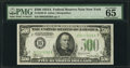 Small Size:Federal Reserve Notes, Fr. 2202-B $500 1934A Federal Reserve Note. PMG Gem Uncirculated 65 EPQ.. ...