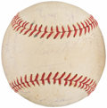 Autographs:Baseballs, 1963 Los Angeles Dodgers Team Signed Baseball (30 Signatures) -World Series Championship Season!...