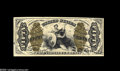 Fractional Currency:Third Issue, Fr. 1345 50¢ Third Issue Justice Gem New. The margins are irregular but huge for a Justice note. The original embossing is p...