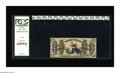 Fractional Currency:Third Issue, Fr. 1347 50¢ Third Issue Justice PCGS Gem New 65PPQ. A lovely Red Back Justice with exceptional centering, great color and o...