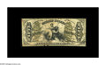 Fractional Currency:Third Issue, Fr. 135? Milton 3R50.7 50¢ Third Issue Justice About New, Damaged. This is the O'Mara Specimen and it was sold by us once be...