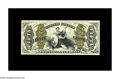 Fractional Currency:Third Issue, Fr. 1366 50¢ Third Issue Justice Very Choice New. A hugely embossed example, with incredible face margins. This is quite a r...