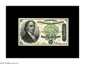 Fr. 1379 50¢ Fourth Issue Dexter Courtesy Autograph Superb Gem New. An incredibly important Courtesy Autograph of J...