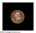 Encased Postage: , HB-97 EP-41 3¢ Dougan Extremely Fine. A beautiful example of theonly merchant that bears an illustration on the case, in th...