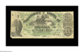 Confederate Notes:1861 Issues, T17 $20 1861. This better Confederate note has a couple of small edge tears and a MIA lower left-hand corner tip outside of ...