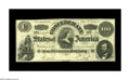 Confederate Notes:1862 Issues, T49 $100 1862. Excellent color and light handling make this note awinner unlike the Confederacy. Extremely Fine....