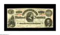 Confederate Notes:1863 Issues, T56 $100 1863. Fresh paper and nice color are found on this $100that is so close to claiming a higher grade. Crisp Uncirc...