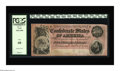 Confederate Notes:1864 Issues, T64 $500 1864. An attractive dark red background and serial number 1145-C graces this $500. Light foxing and an edge that is...
