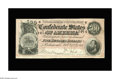 Confederate Notes:1864 Issues, T64 $500 1864. Just a trace of handling is detected on this Jackson $500. Choice About Uncirculated....