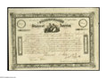 Confederate Notes:Group Lots, Ball 27 Cr. 14 $3000 1861 Bond Very Fine. This bond was purchasedby the Citizens Savings Bank of Lynchburg....