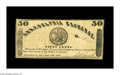 Obsoletes By State:Arkansas, Arkadelphia, AR- Arkadelphia Exchange 50¢ June 12, 1862 Rothert 11-3. A very scarce note listed as R-7 in the Rothert refere...