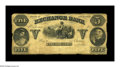 Obsoletes By State:Arkansas, Helena, AR- Exchange Bank $5, $10, $20 Rothert 279-1, 279-2, 279-3. Three pieces, the $5 Very Good-Fine with a bit of f... (Total: 3 notes)