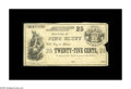 Obsoletes By State:Arkansas, Pine Bluff AR- City of Pine Bluff 25¢ Rothert 556-2. A very scarce piece of Pine Bluff municipal scrip we've not had previou...