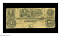 Obsoletes By State:Indiana, Franklin, IN- Franklin Insurance Company $1 Nov. 26, 1853 Wolka UNL. Quite low grade, but a rare unlisted denomination in th...