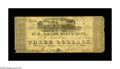 Obsoletes By State:Louisiana, New Orleans, LA- J.J. McKeever $3 Jan. 7, 1862. A tough note from a scarce New Orleans issuer. Very Good-Fine, with a sm...