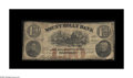 Obsoletes By State:New Jersey, Mount Holly, NJ- Mount Holly Bank $1.50 Oct. 1, 1862 G20a Wait 1327. A tougher odd denomination note. Very Good-Fine....