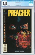 Modern Age (1980-Present):Horror, Preacher #7 (DC, 1995) CGC NM/MT 9.8 White pages....