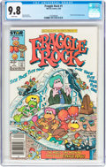 Modern Age (1980-Present):Humor, Fraggle Rock #1 (Marvel, 1985) CGC NM/MT 9.8 White pages....