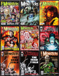 "Movie Posters:Horror, Famous Monsters of Filmland & Other Lot (Movieland Classics, 2010-2014). Magazines (9) (Multiple Pages, Approx. 8.25"" X 11"")... (Total: 9 Items)"