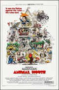 """Movie Posters:Comedy, Animal House (Universal, 1978). One Sheet (27"""" X 41"""") Flat FoldedStyle B. Comedy.. ..."""