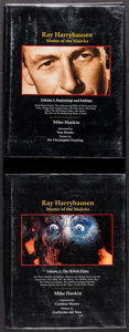 Movie Posters:Fantasy, Ray Harryhausen: Master of the Majicks, Volume I & III by MikeHankin (Archive Editions, 2013/2010). Hardcover Books (2) (Mu...(Total: 2 Items)