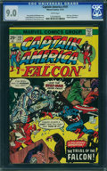 Bronze Age (1970-1979):Superhero, Captain America #191 - WESTPORT COLLECTION (Marvel, 1975) CGC VF/NM9.0 White pages.