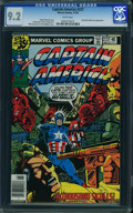 Bronze Age (1970-1979):Superhero, Captain America #227 (Marvel) CGC NM- 9.2 White pages.