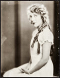 """Movie Posters:Miscellaneous, Mary Pickford (United Artists, 1920s). Portrait Photo (11"""" X 14""""). Miscellaneous.. ..."""