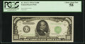 Small Size:Federal Reserve Notes, Fr. 2212-G $1,000 1934A Federal Reserve Note. PCGS Choice About New 58.. ...