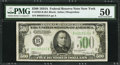 Small Size:Federal Reserve Notes, Fr. 2202-B $500 1934A Federal Reserve Note. PMG About Uncirculated 50.. ...