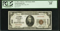 National Bank Notes:Wyoming, Cody, WY - $20 1929 Ty. 1 The Shoshone NB Ch. # 8020. ...