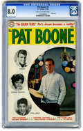 Silver Age (1956-1969):Miscellaneous, Pat Boone #3 (DC, 1960) CGC VF 8.0 Cream to off-white pages.